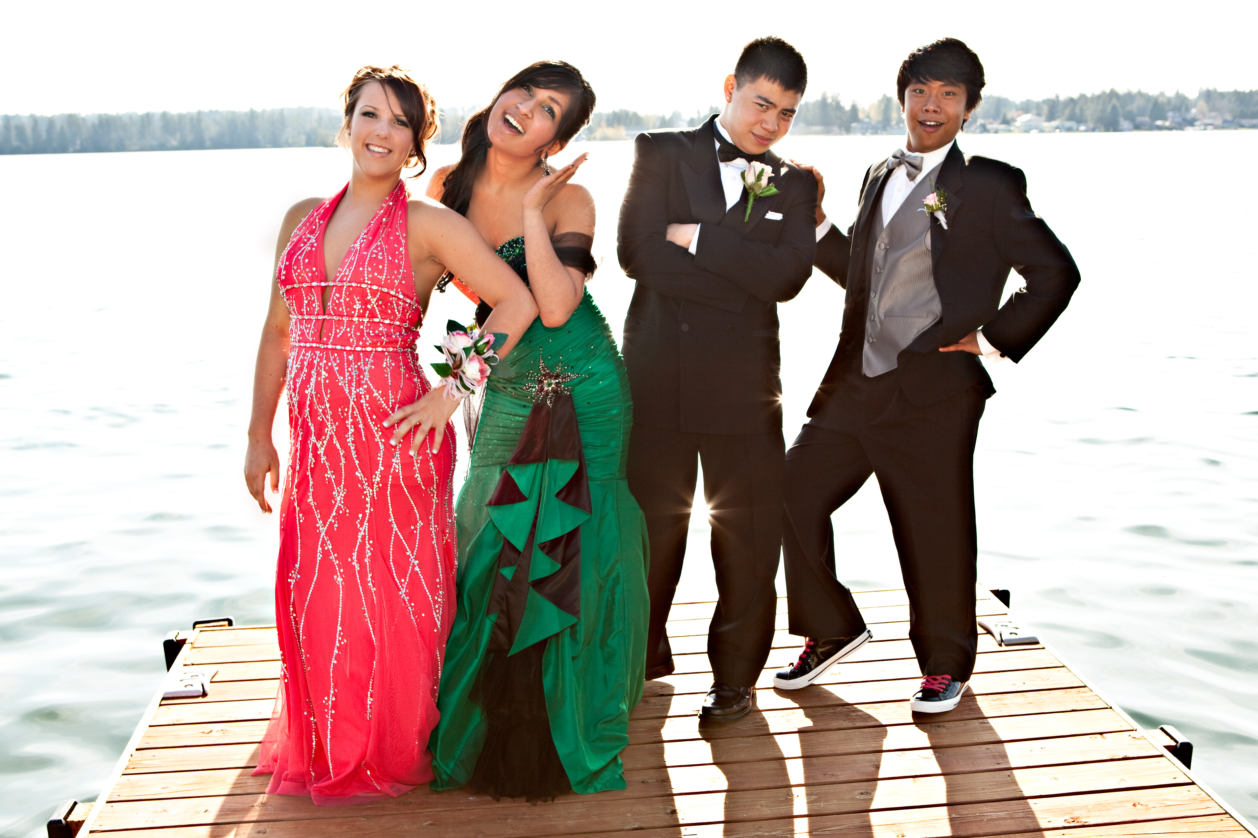 senior prom Find great deals on ebay for senior prom dresses and high low prom dress shop with confidence.